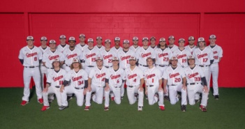 Cougars Baseball Team