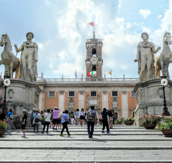 Photo of Capitoline Hill